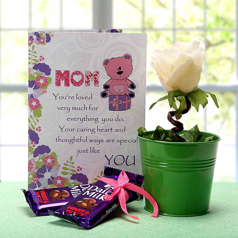 Artificial Flowers-Mothers Day Surprises For Mom
