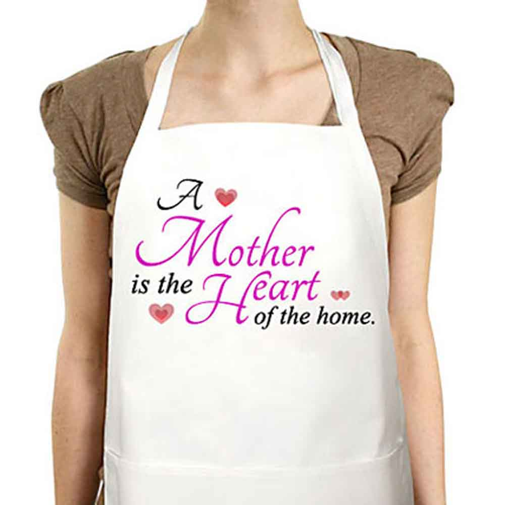 Mothers Day Amazing Mom Special Apron