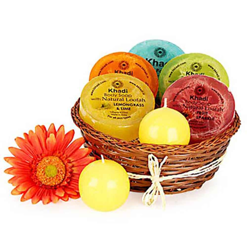 Beauty & Spa Hampers-Mothers Day Heavenly Relaxing Soap Hamper