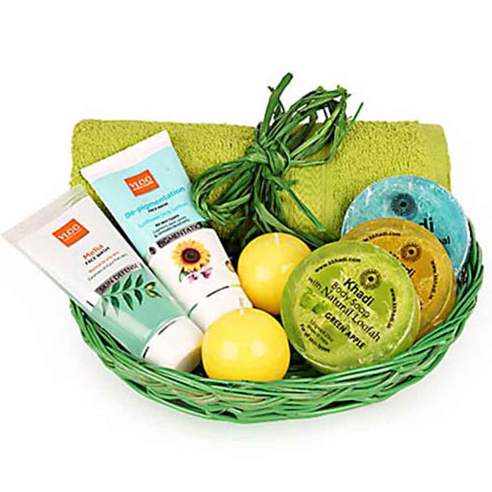Beauty & Spa Hampers-Mothers Day Refreshing Vacation Spa Hamper
