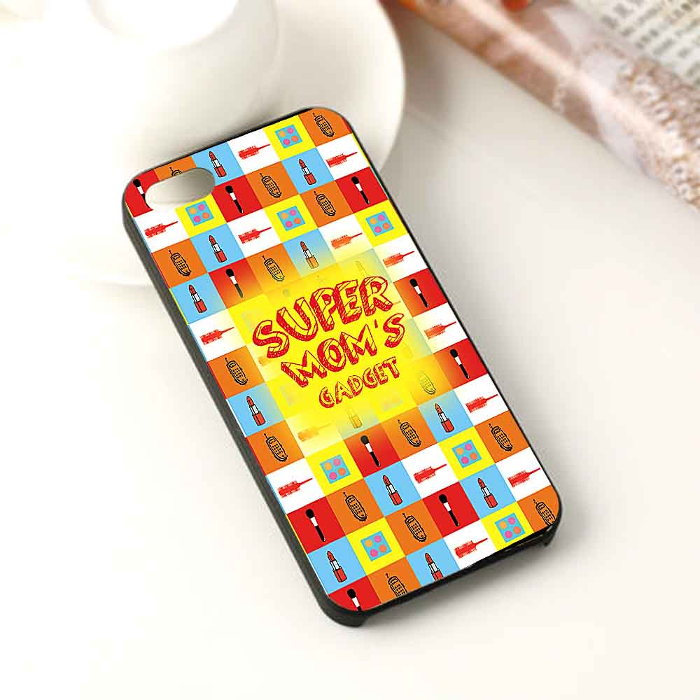 Mobile Covers-Mothers Day Super Mom's Gadget