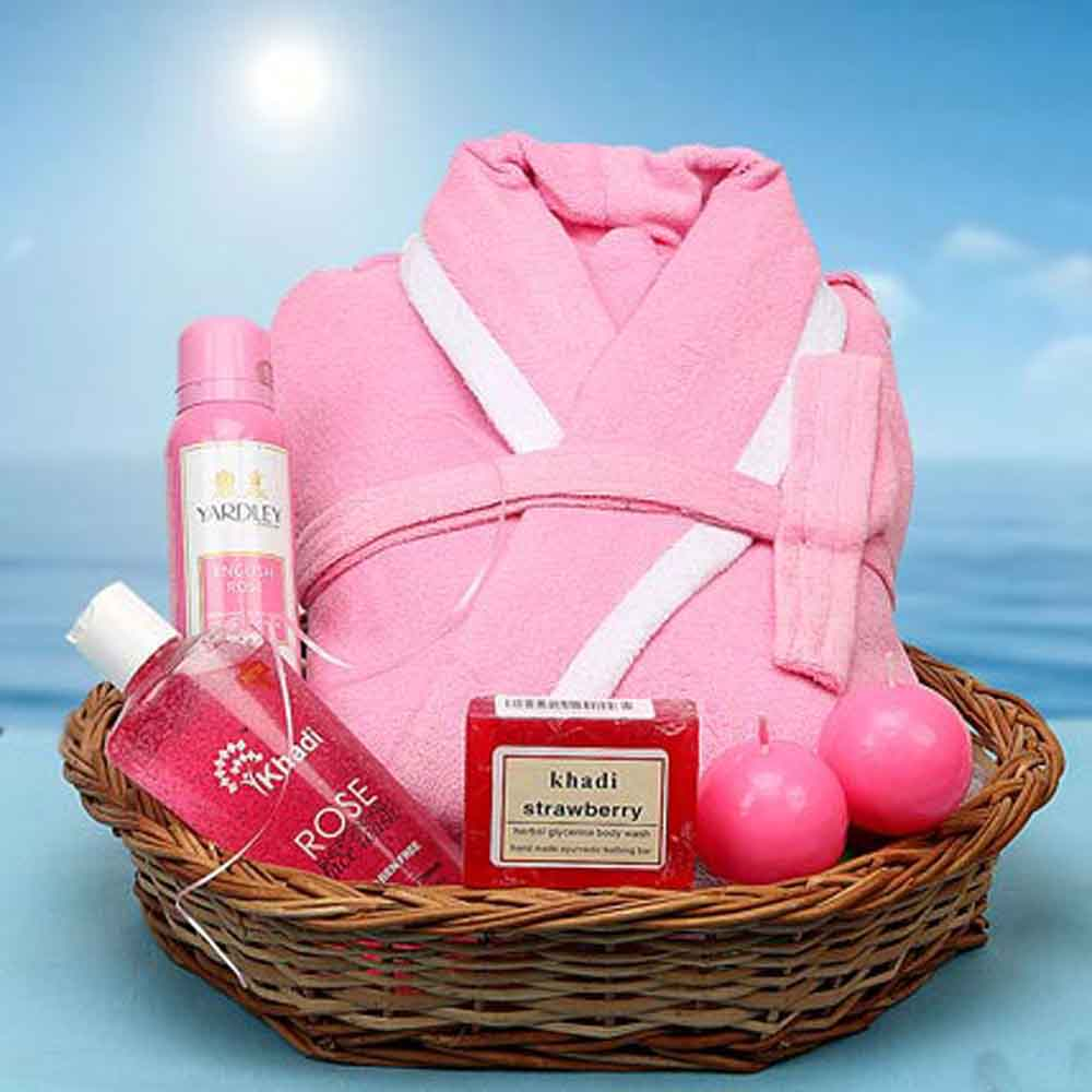 Beauty & Spa Hampers-Mothers Day Relaxing Hamper