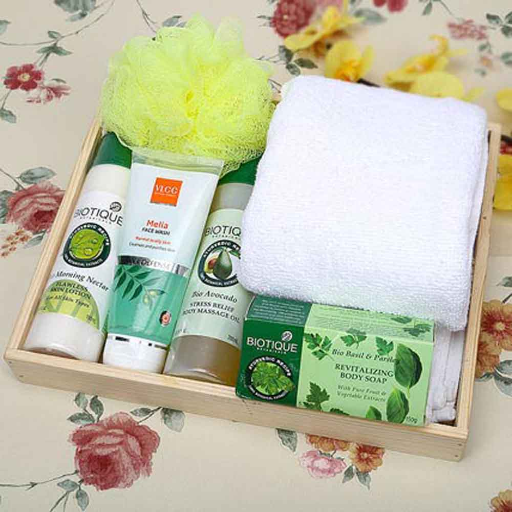 Beauty & Spa Hampers-Mothers Day Beauty Care Hmper