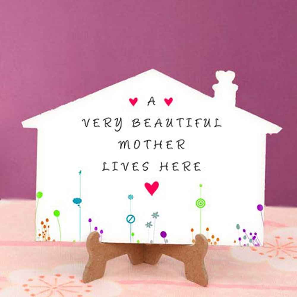 Home Decor-Mothers Day Home Table top