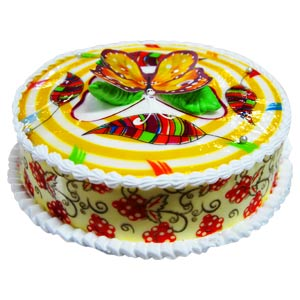 Butterfly Delight Cake - Indore Special