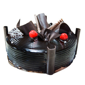 Kiss of Chocolate Cake - Indore Special