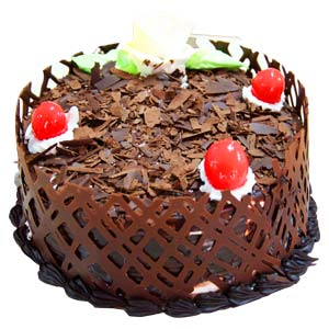 Chocolate Forest 1 Kg Cake