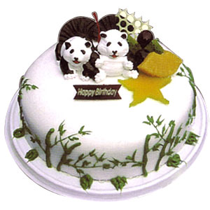 Polar Bear Cake - Indore Special