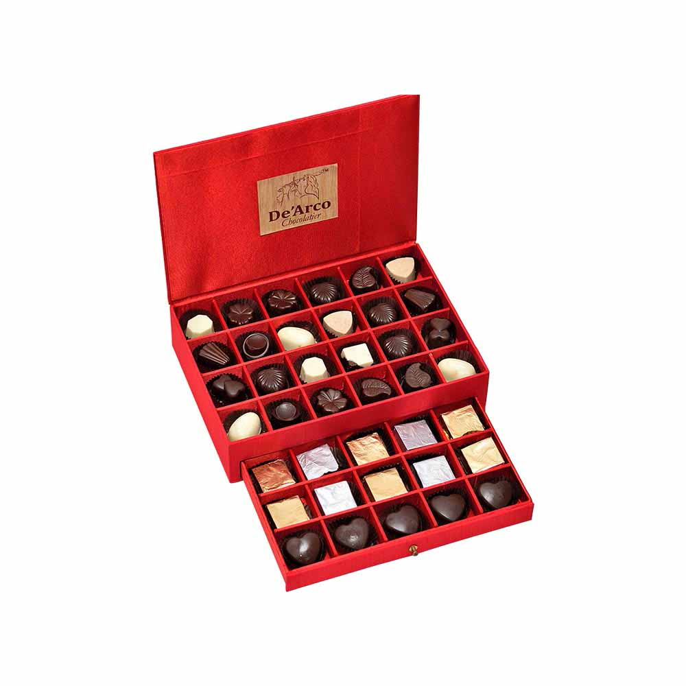 De'Arco Chocolatier Red Family Pack 520 g