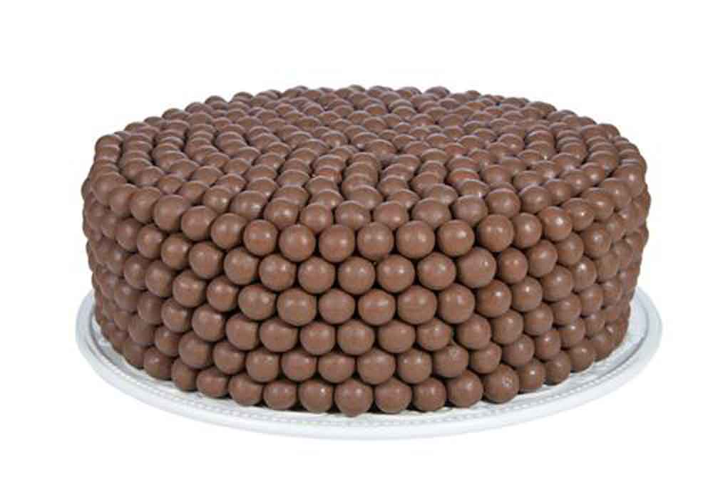 Pune Special-Chocolate Ball Cake