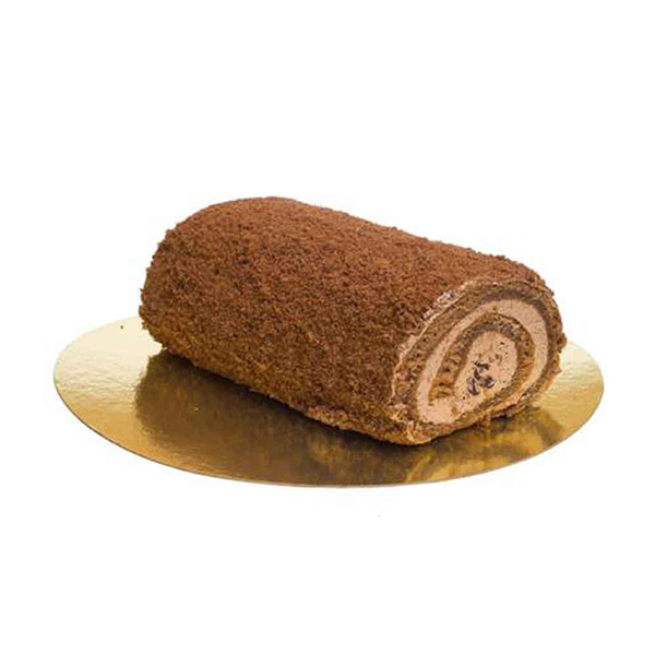 Coffee Cream Log cake - Pune Special