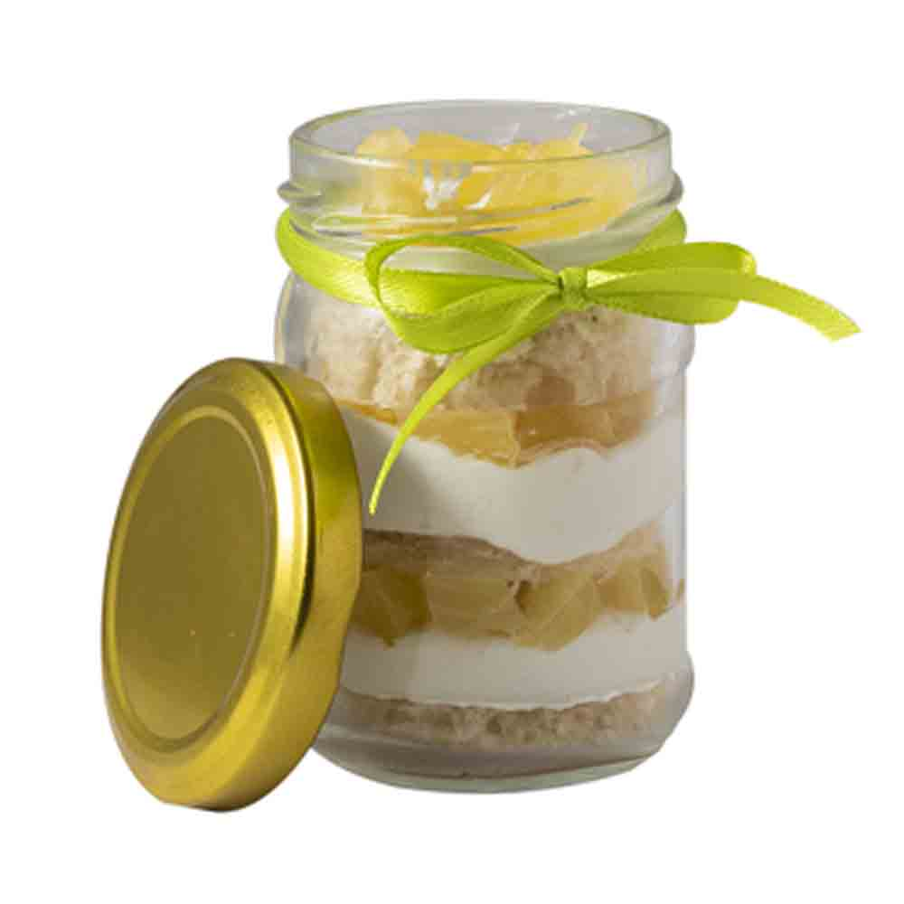 Pine apple cake jar - Mumbai Special