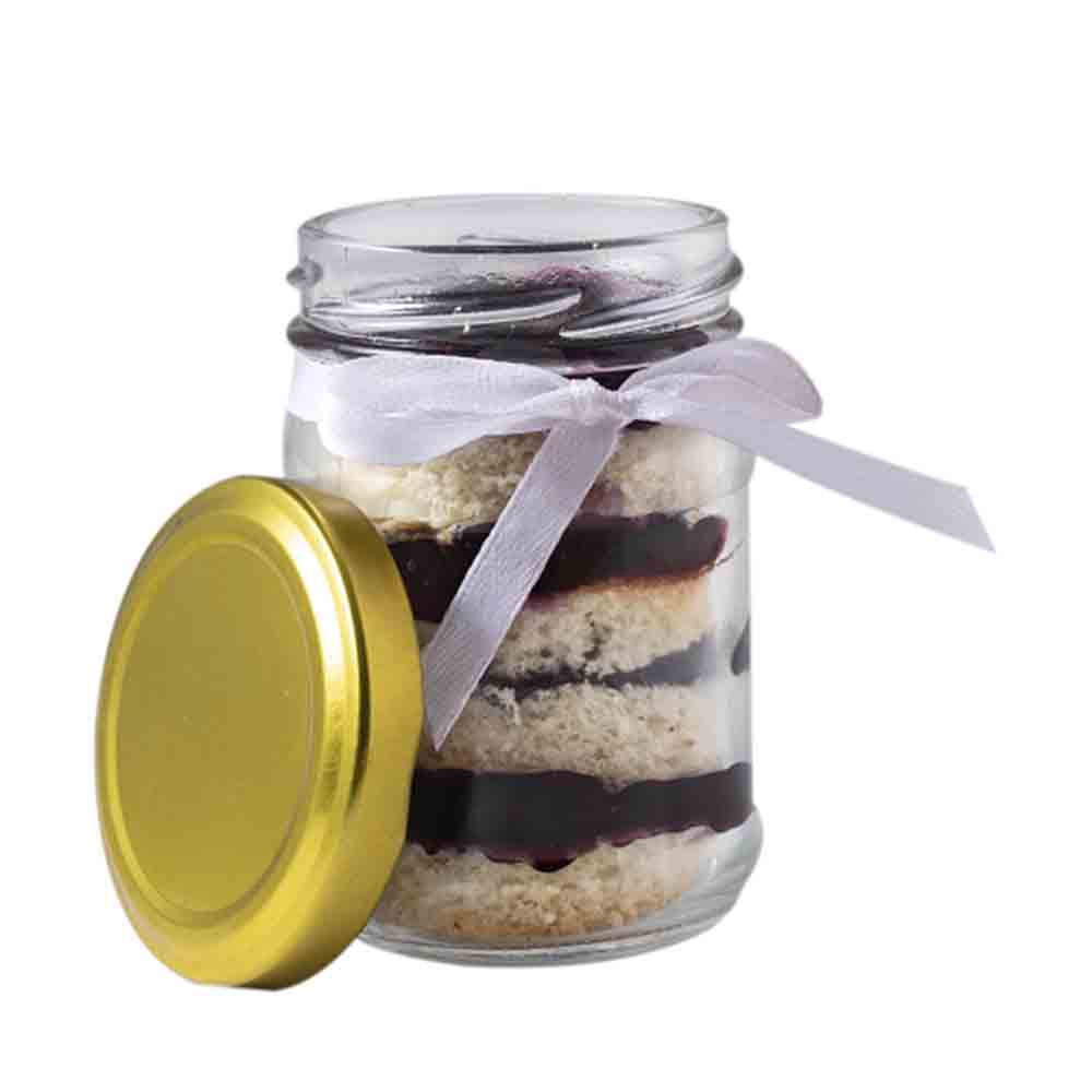 Blueberry cake Jar - Mumbai Special