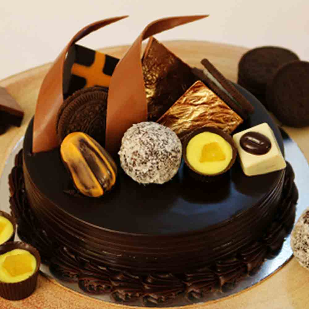 Death by chocolate cake - Mumbai Special