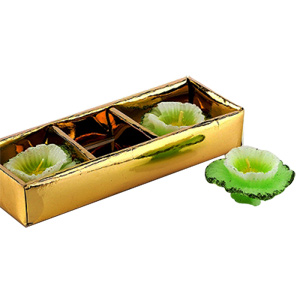 Diwali Candles-Wax Floating Candles - Set of 3