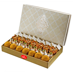 Assorted Mithai-Haldiram's Delicious Decadence
