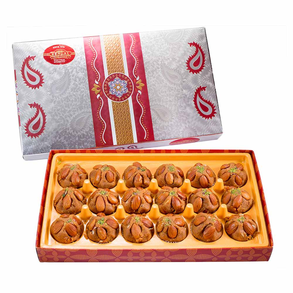 Traditional Mithai-Bengal Sweet's Simply Pinni-900gms