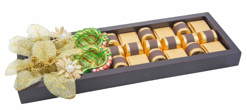 Chocolate & Cookies-Diwali Special Tray
