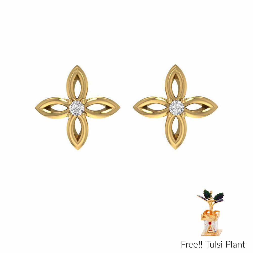 Gloria Diamond Earrings