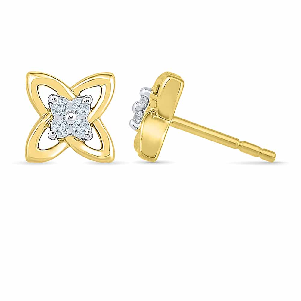 Jewelry-Twinkle Diamond Studs
