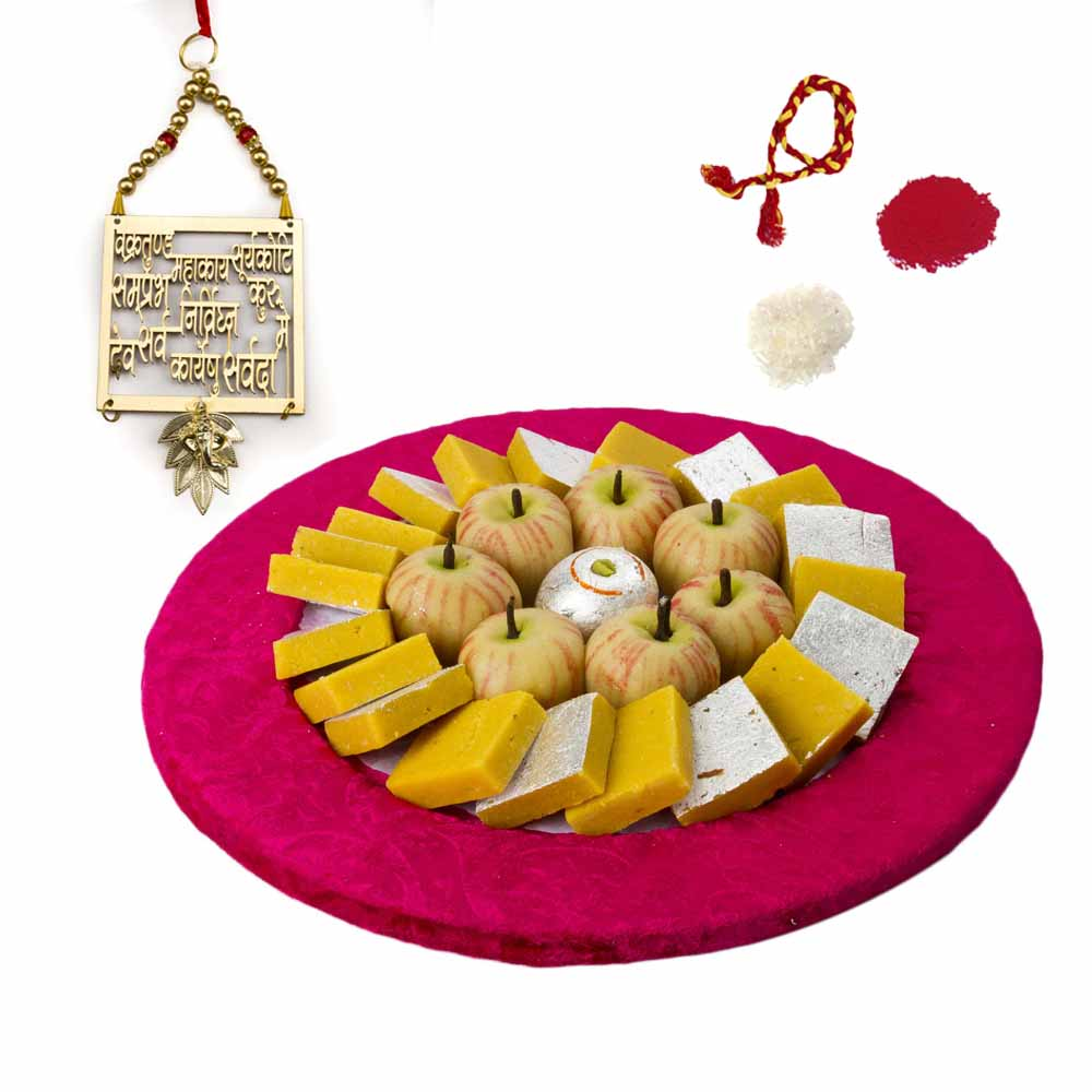 Exotic Kaju Sweets Bhai Dooj Hamper