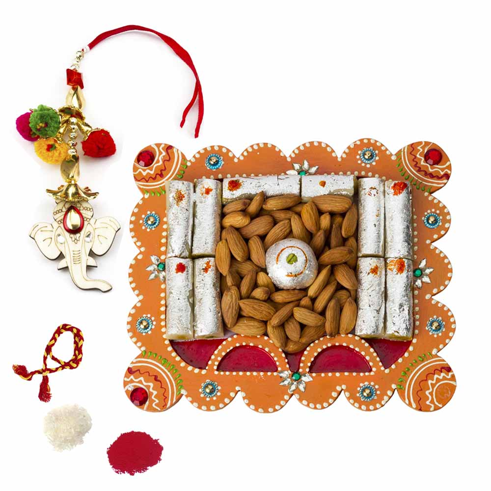 Bikanervala Nutty Sweet Ethenic Bhai Dooj Hamper