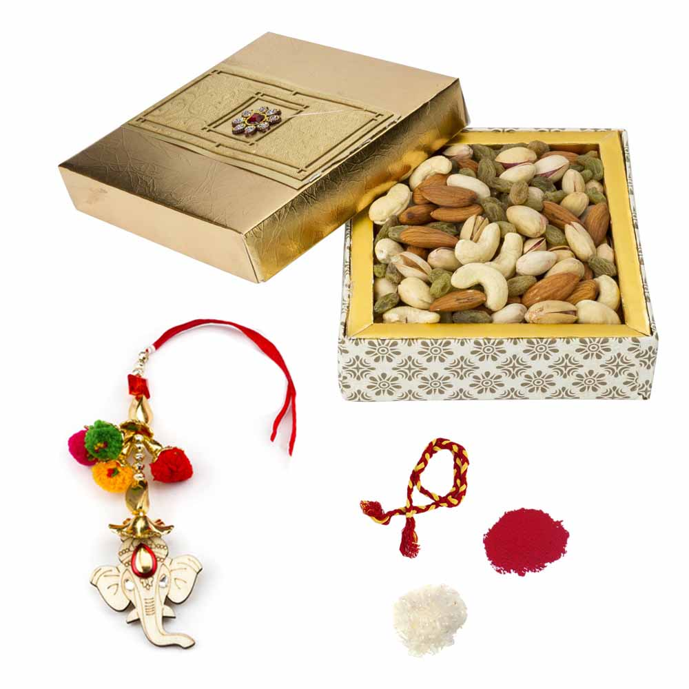 Nuts about Bro Bhai Dooj Hamper
