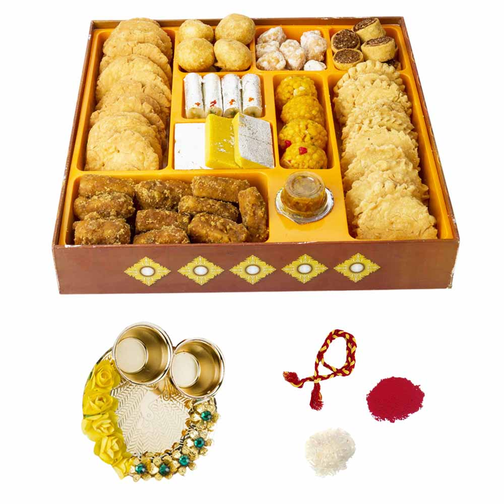 View Bikanervala Taste of India Bhai Dooj Hamper
