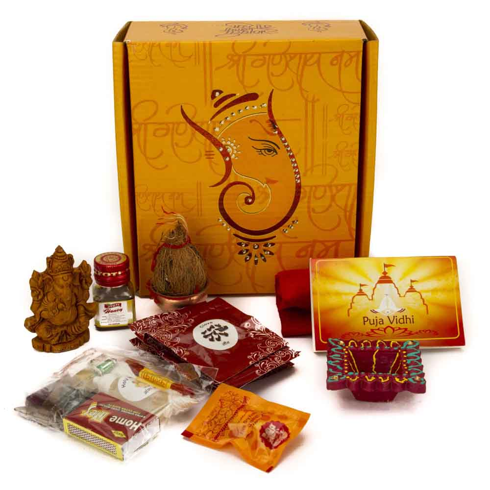 Ganesh Pooja Kit