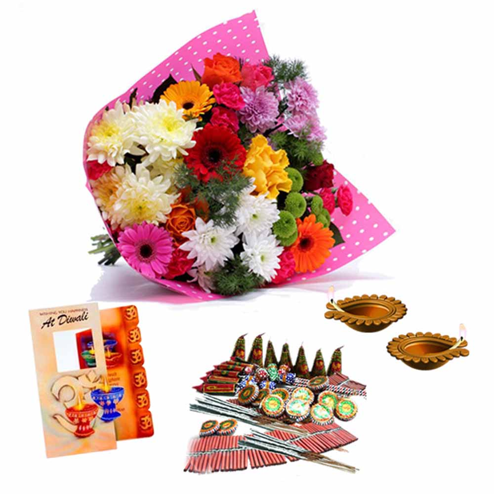 Crackers & More..-Diwali Express Crackers Gift