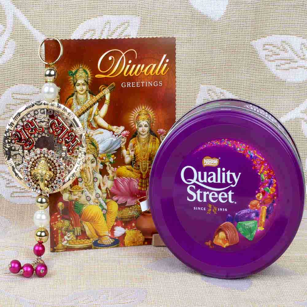 Shubh labh Hangging with Toffee Diwali Hamper