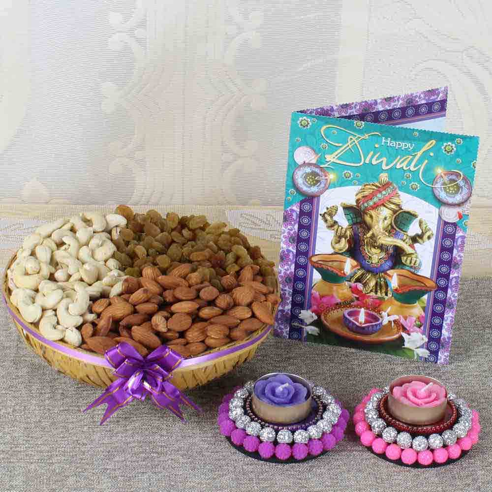 Diwali Exclusive Dry Fruits Gift Hamper