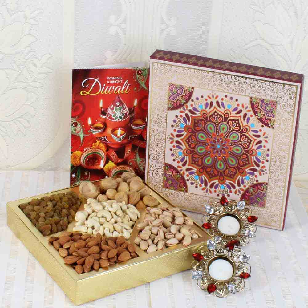 Amazing Dry Fruit Diwali Gift