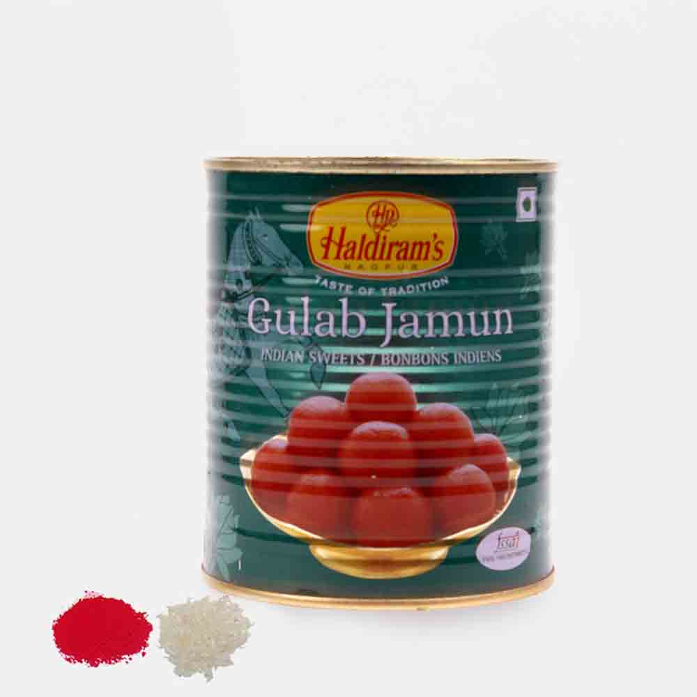 Bhai Dooj for Gulab Jamun