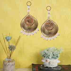 Other Diwali Gifts-Traditional Ridhi Sidhi Door Hanging