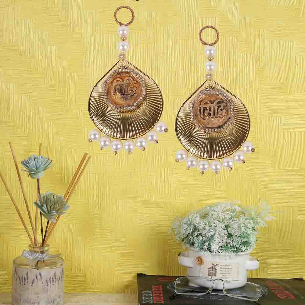 Traditional Ridhi Sidhi Door Hanging