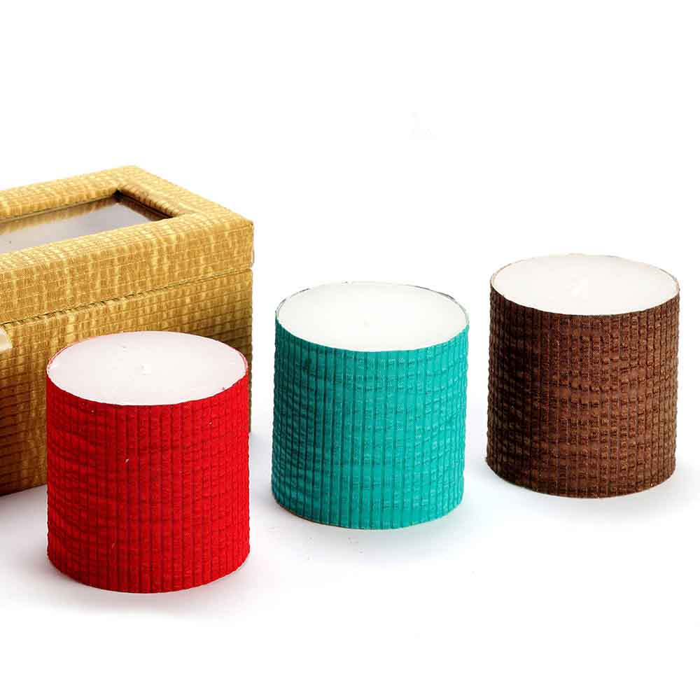 Pillar Candles Gift Pack
