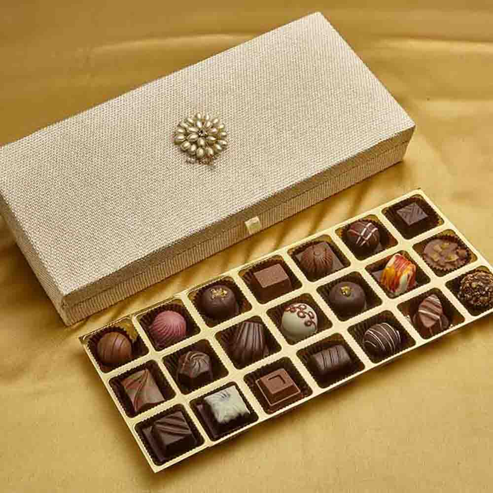 Diwali Delight with Assorted Pralines