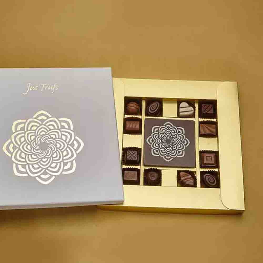 Chocolate & Cookies-Classic Chocolates Occasion Box