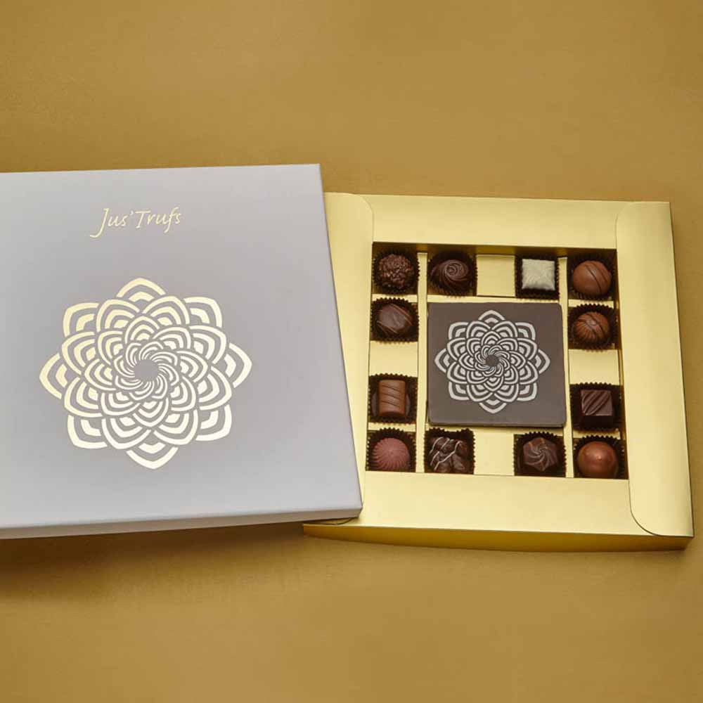Chocolate & Cookies-Assorted Chocolates Occasion Box