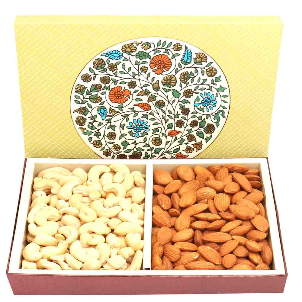 2 Part Eco Almonds Cashews Box