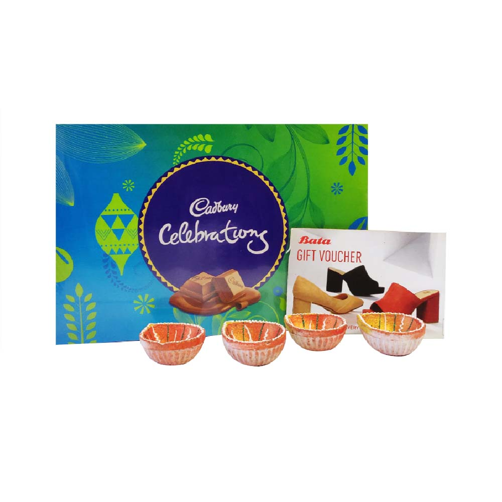 Bata Gift Card With Cadbury Celebration