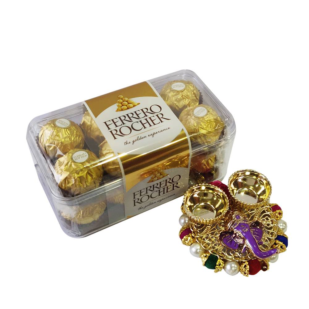 Ferrero Rocher With Bhaidooj Kit