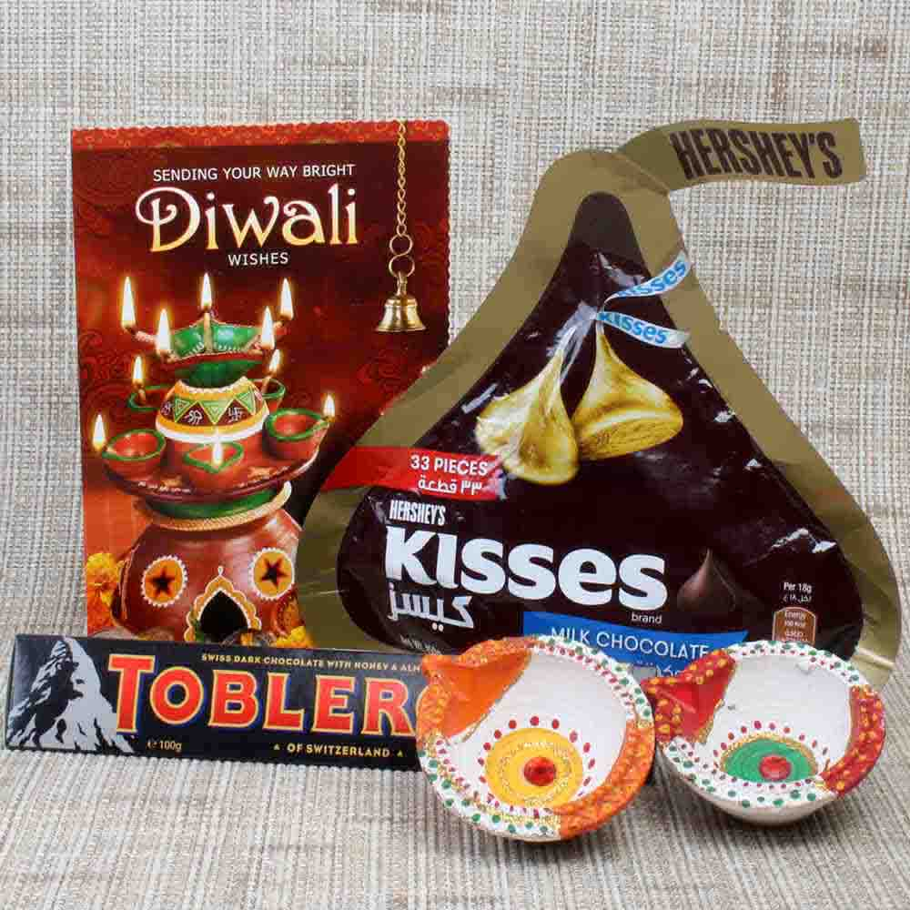 Hershey's and Toblerone Diwali Hamper