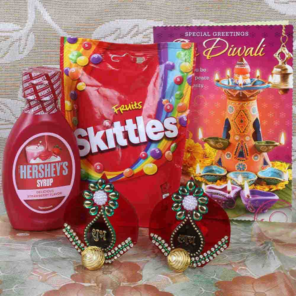 Skittles Chocolate Diwali Hamper