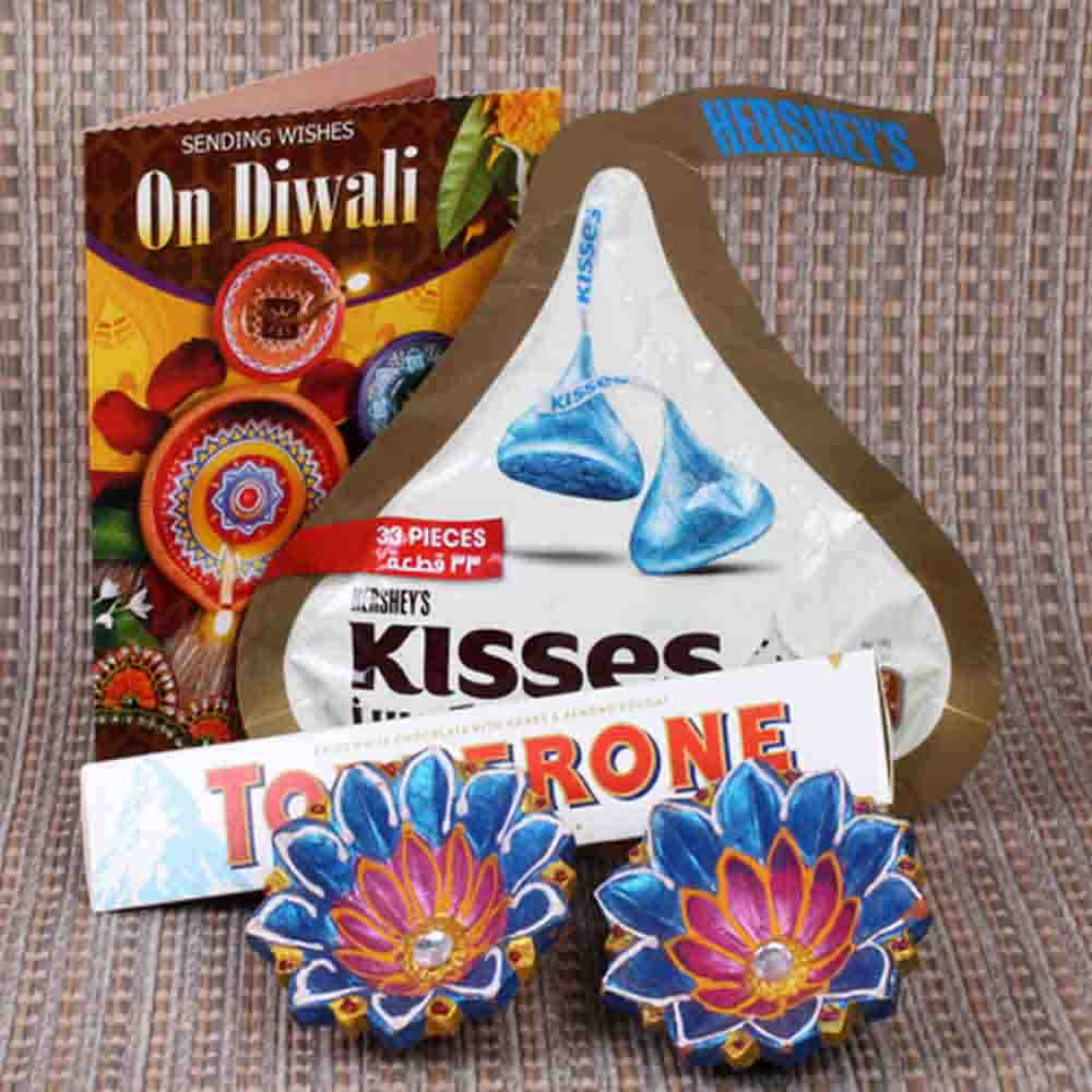 Kisses Chocolate Diwali Hamper