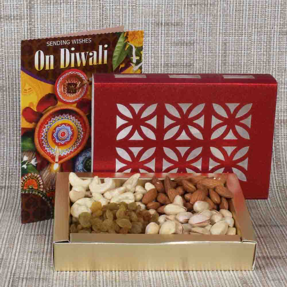 DryFruit Hamper for Diwali