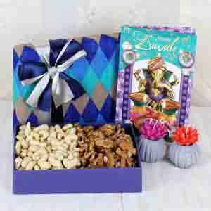 Diwali Hampers-Cashew and Walnut Combo