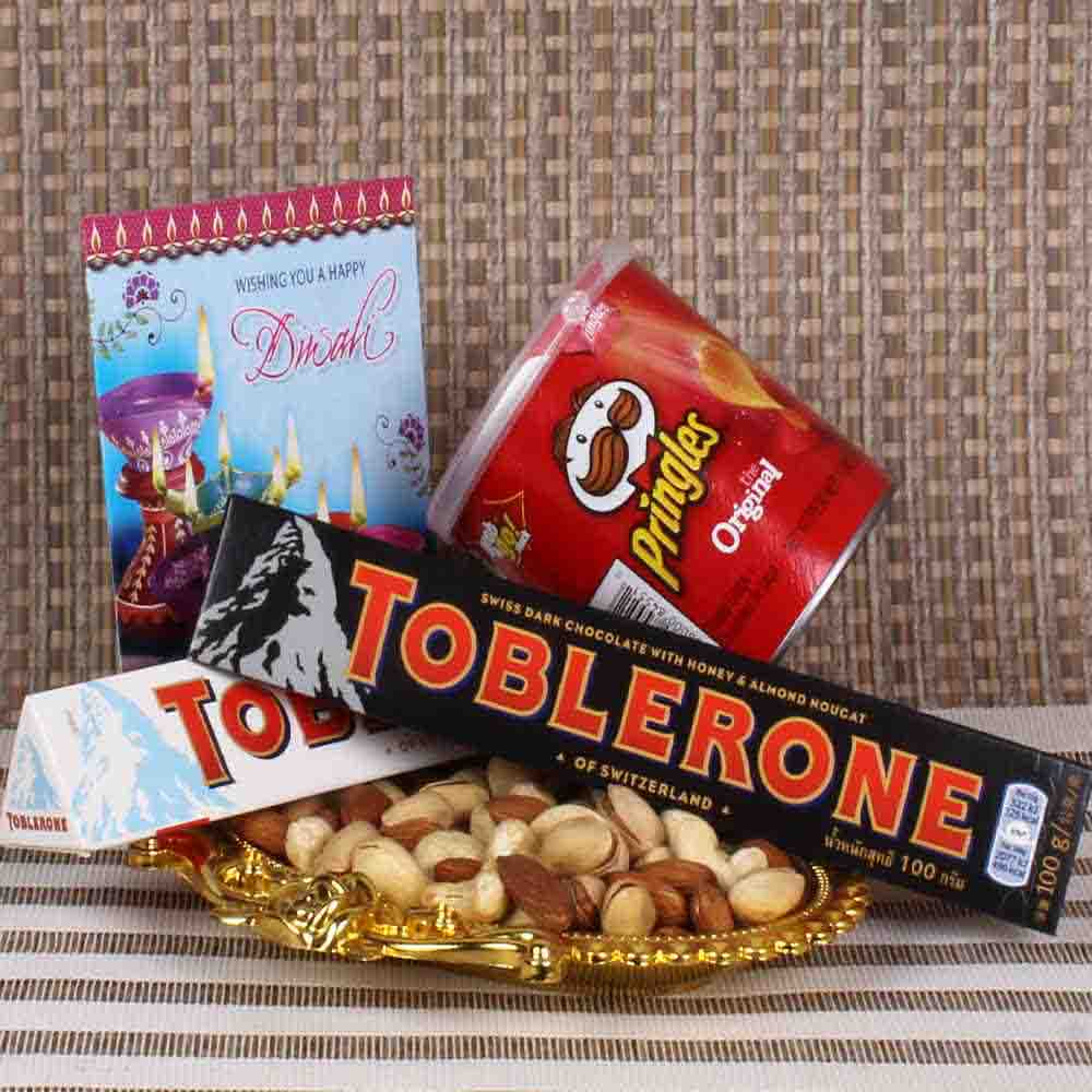 Toblerone Chocolate hamper