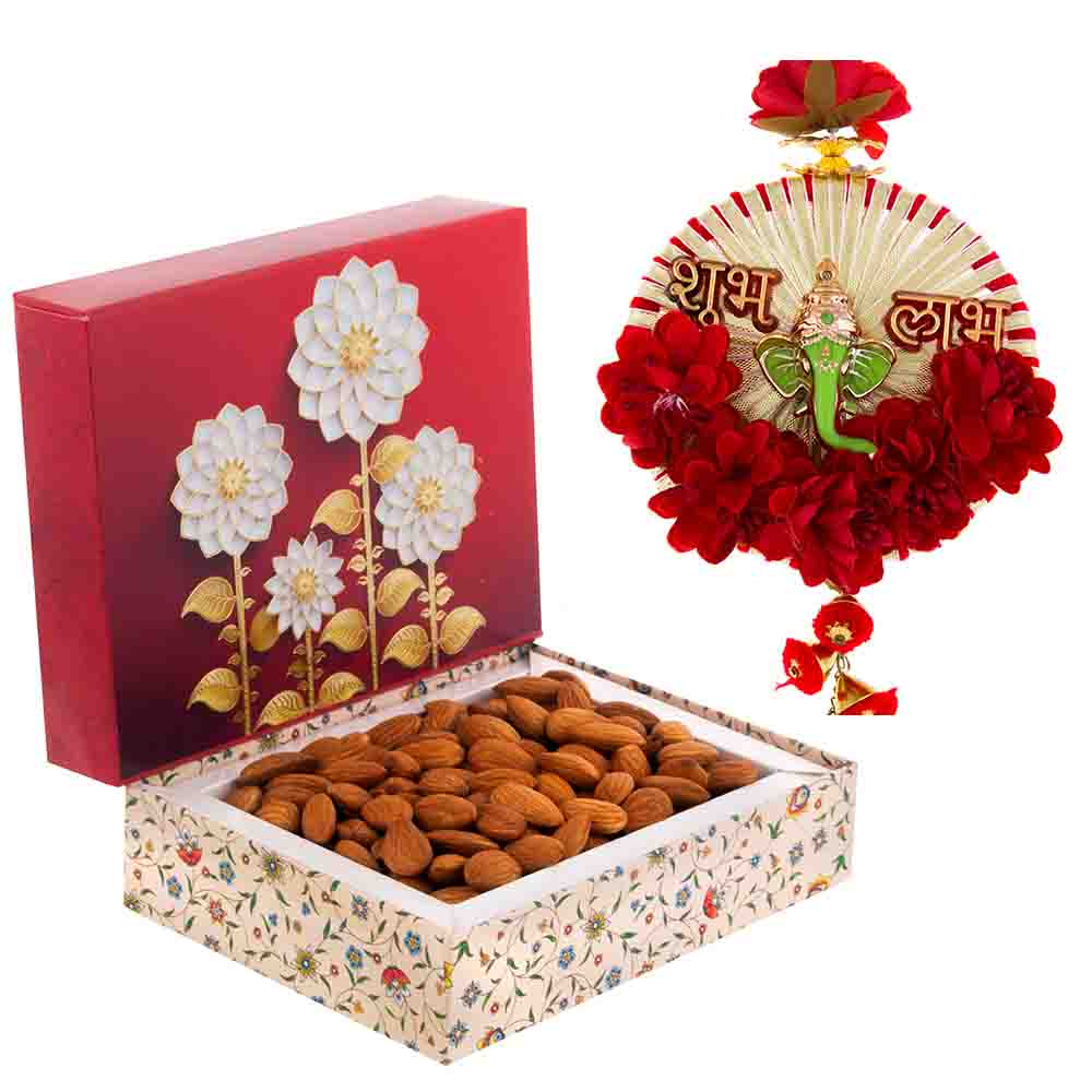 Happy Red Almonds Gift Box